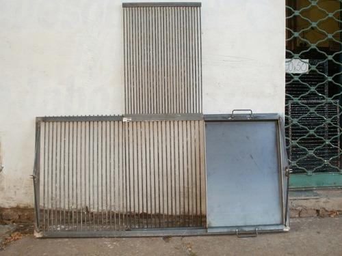 parrillas modulares (achurero bifera)
