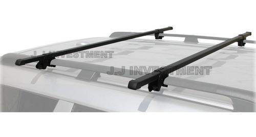 parrillas parrilleras barras de techo universales equipajes