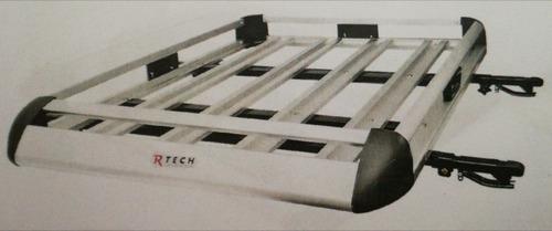 parrillas porta equipaje de aluminio