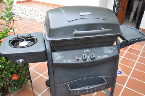 parrillera charbroil a gas