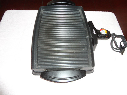 parrillera electrica oster-- grill de interior 4767