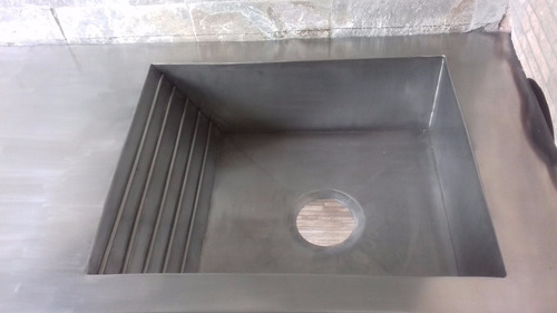 parrillera en acero inoxidable, hierro somos fabricantes