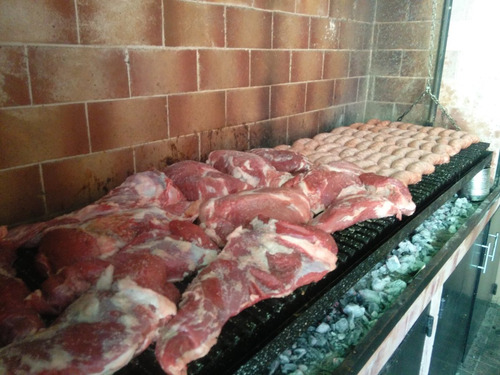 parrillero a domicilio -  asados - eventos - catering