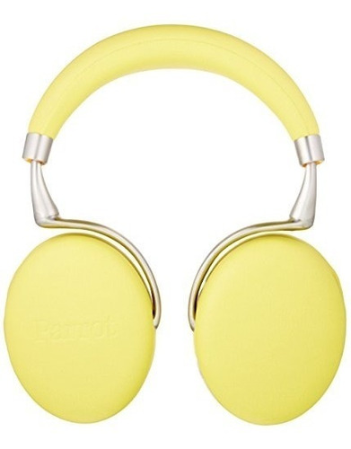 parrot zik 20 yellow wireless stereo auriculares bluetooth