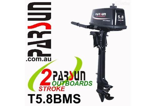parsun 5.8 2t p/c  motores nuevos