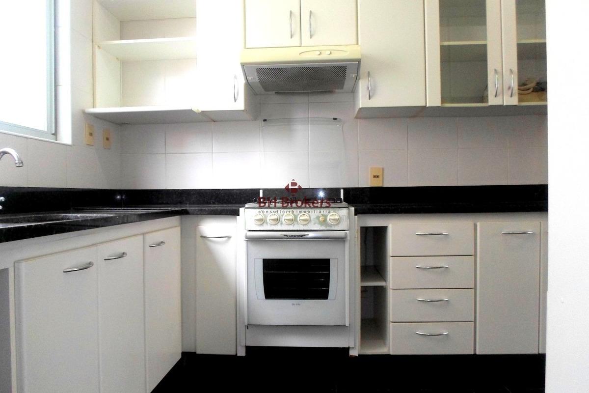 partamento 3 quartos para alugar no serra - 105m² - 16130