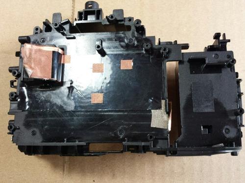 parte interna carcaça câmera sony dsc-h400 original #12