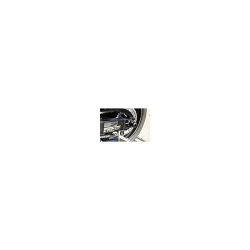 parte trasera del eje trasero del bebé para el negro cbr600r