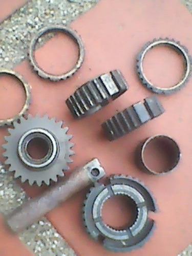 partes caja sincronica terios 1.3