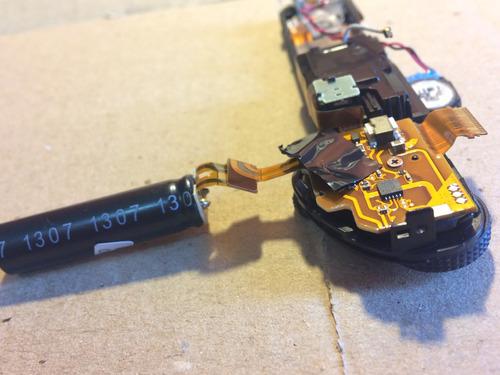 partes da câmera wb250f samsung leia a descrição #48