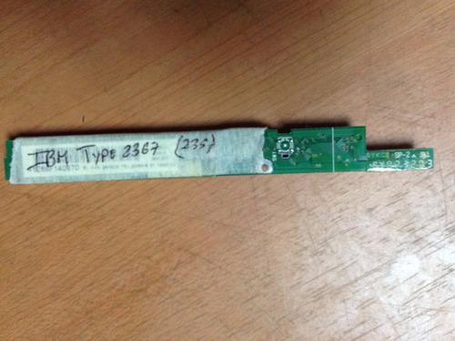 partes de lapto ibm tipe 2367 (235)