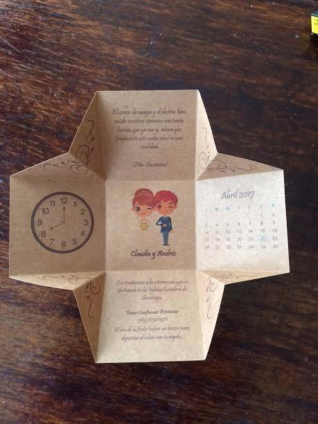 Invitaciones Para Matrimonio Rustico : Partes de matrimonio cajita caja rustica invitacion boda