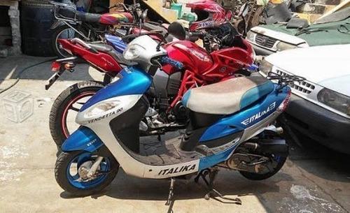 partes de motoneta italika vendeta 90c