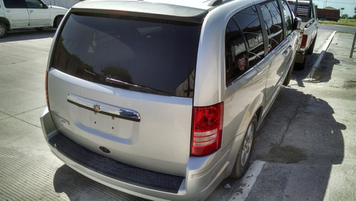 partes deshueso chrysler town country 2008 3.8 l v6