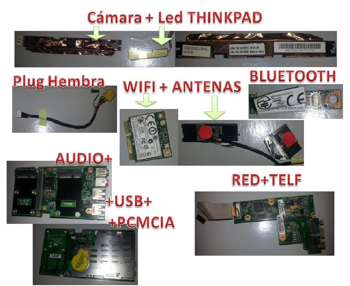 Partes Laptop Lenovo Sl400 Bs 500 000 00 En Mercado Libre