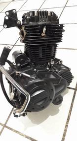 Partes del motor de una moto