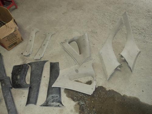 partes plasticas internas  de corsa 4 y 2 puertas