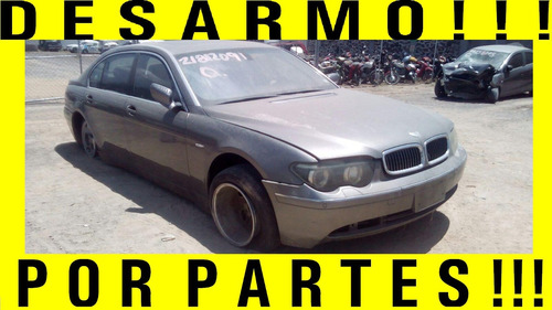 partes refacciones bmw 745 750 2005 auto partes europeas