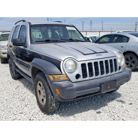Partes Refacciones Para Jeep Liberty 2006 2005 2004 3.7 4x4
