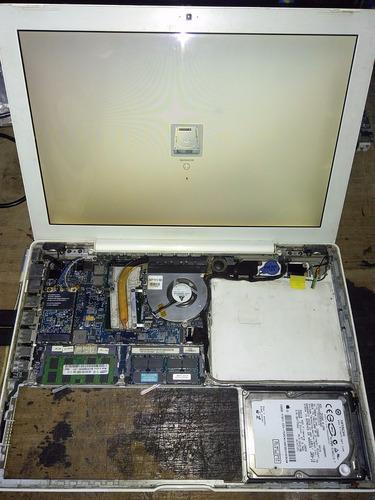partes repuestos macbook white leer descripcion