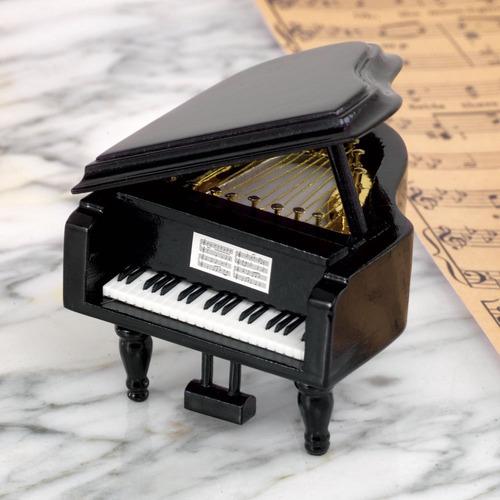 partes y piezas - mini musical de piano de cola caja de músi