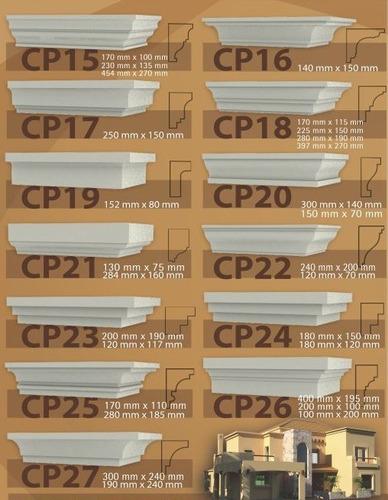parthenon molduras para exterior ap10 la mejor marca/calidad