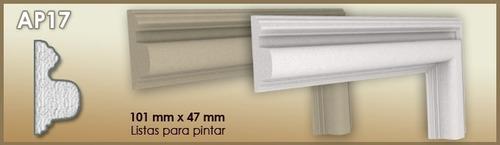 parthenon molduras para exterior ap17 la mejor marca/calidad