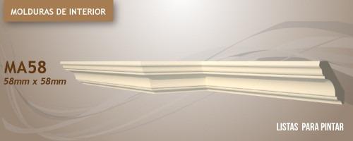 parthenon molduras para interior ma58 la mejor marca/calidad
