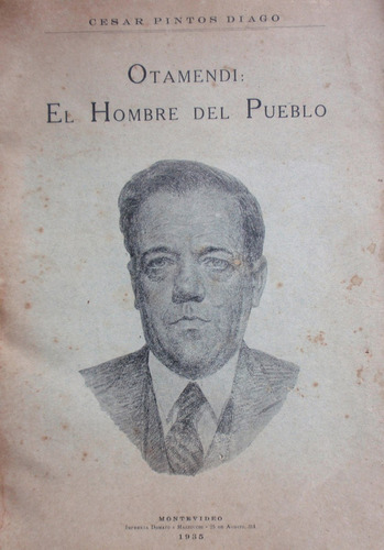 partido nacional otamendi del pueblo lascano rocha 1935 raro