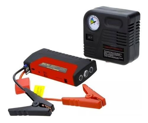 partidor cargador batería auto inflador rueda 12v/ technosou