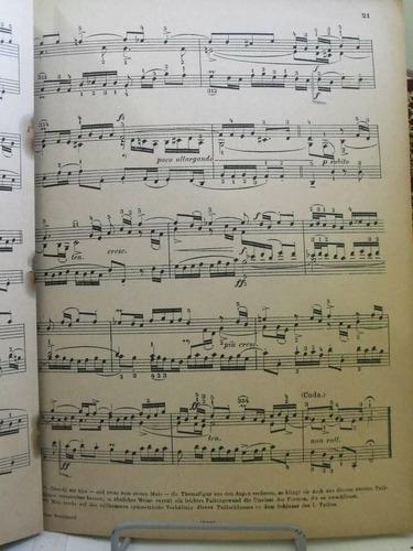partitura bach klavierwerke busoni ausgabe v 5 em alemão pz8