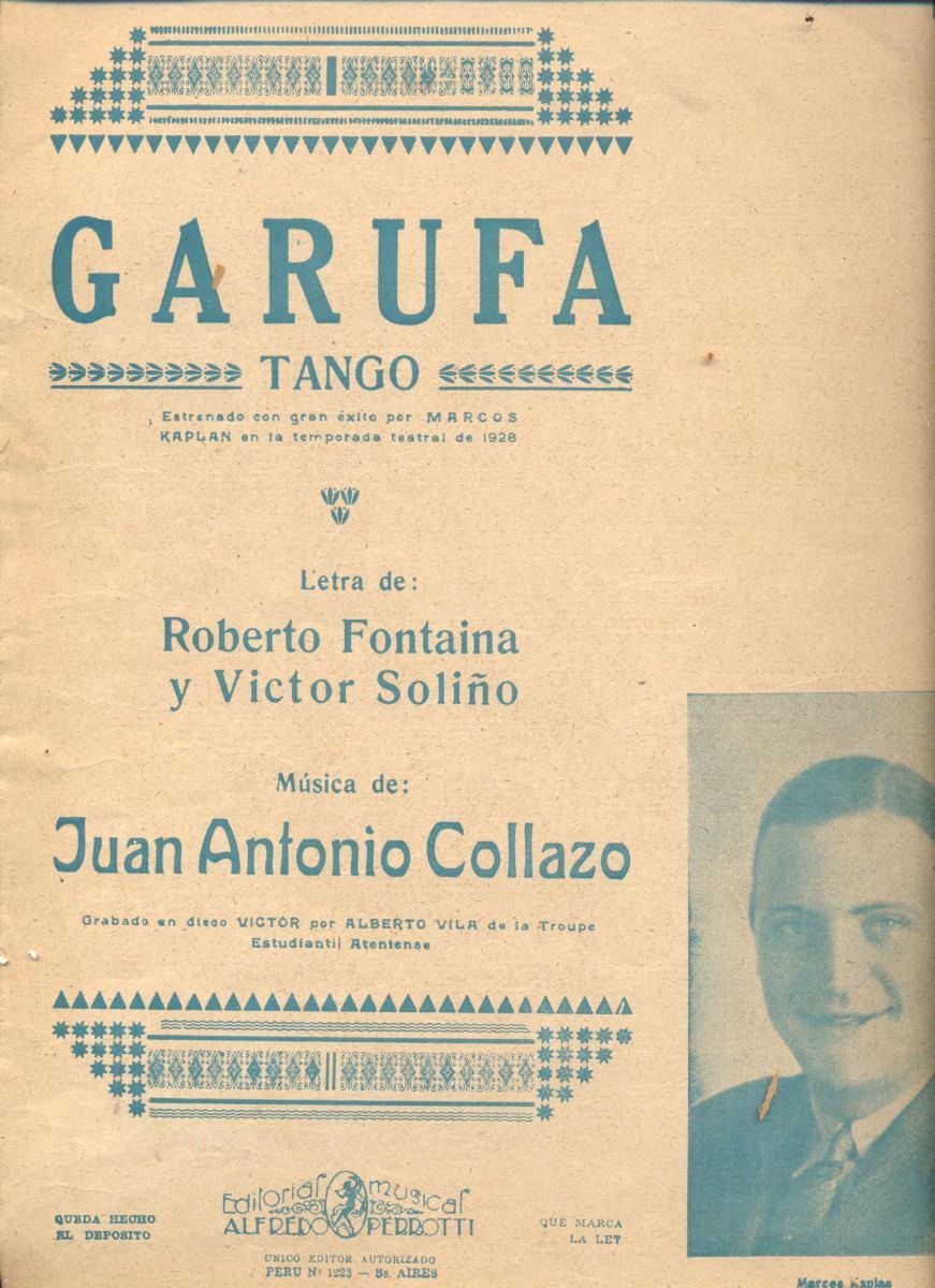 Resultado de imagen para garufa tango