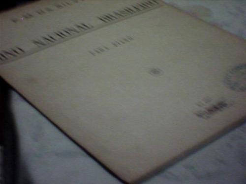 partitura hino nacional brasileiro - f. m. da silva - piano
