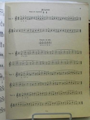 partitura o sino lucilia mello  primeiras semanas  l6