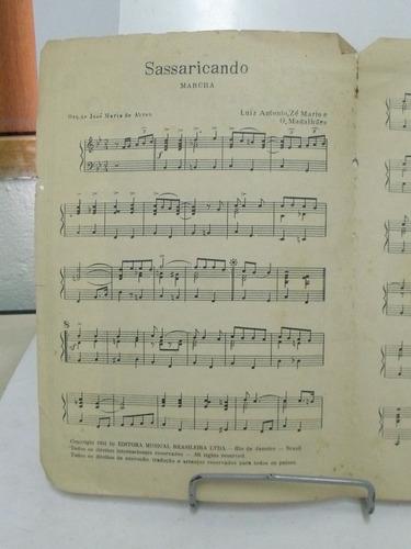 partitura sassaricando ze mario l. antonio virginia lane l9