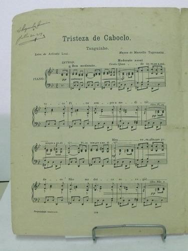 partitura tristeza de caboclo  marcello tupynamba  pz10