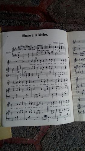 partituras antiguas infantiles leonardo lis fortino lopez