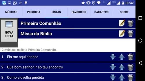 partituras e cifras catolicas android licença de 1 mês