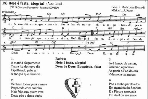 partituras e cifras catolicas download: pastorais e louvemos
