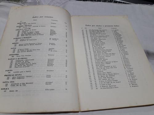 partituras - os céus proclamam volume  5 jose w. faustini
