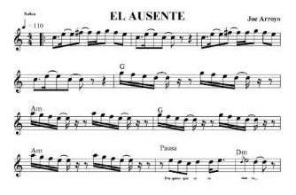 partituras para orquesta tropical