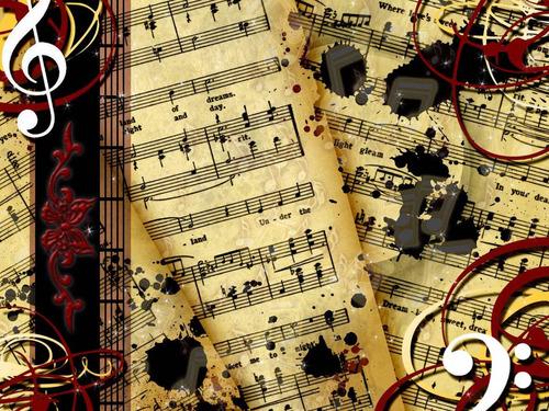partituras para sadaic - copista - transcripciones
