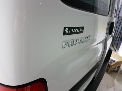partner confort 1.6 nafta peugeot albens 1º en ventas 00