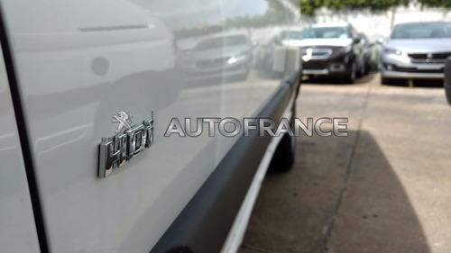 partner furgon  5 plazas nafta