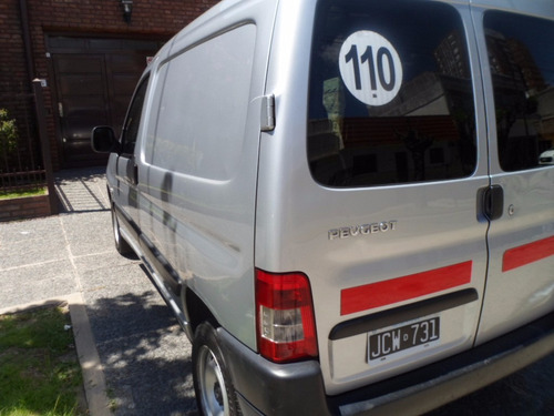 partner furgon con gnc 5°g