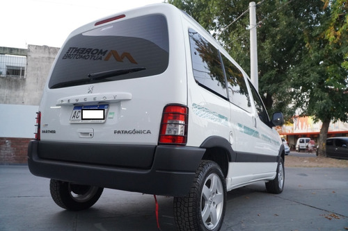 partner patagonica hdi 2018. 12.000km impecable morenteautos