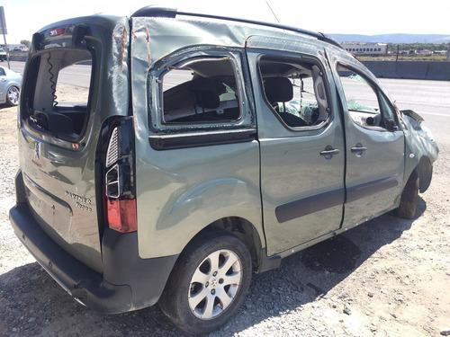 partner tepee diesel 2015 por partes - s a q -