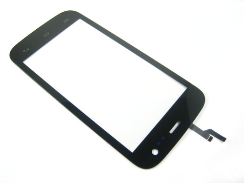 parts touch glass screen digitizer repair wiko iggy~black