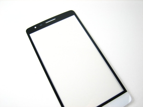 parts touch screen digitizer lg g3 s d722~white