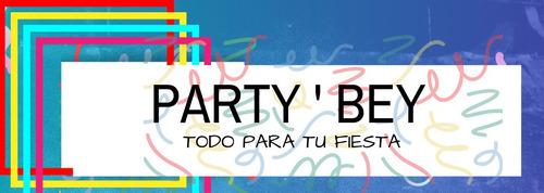 party 'bey , articulos para fiesta y eventos